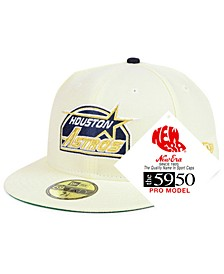 Houston Astros Retro Stock 59FIFTY FITTED Cap