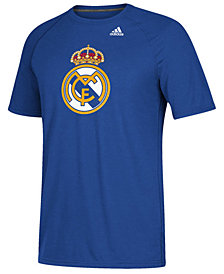 adidas Men's Real Madrid International Club Team Tiled T-Shirt