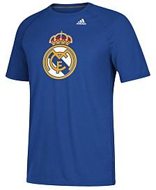 adidas Men's Real Madrid International Club Team Tiled T-Shirt