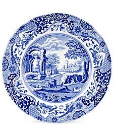 """""""Blue Italian"""" Dinner Plate, 10.5"""""""
