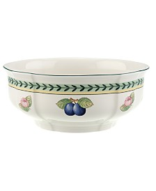 "Villeroy & Boch 8"" French Garden Vegetable Bowl"