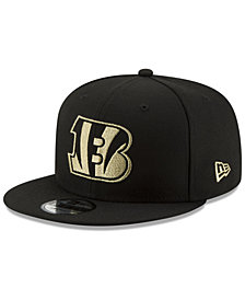 New Era Cincinnati Bengals Tracer 9FIFTY Snapback Cap