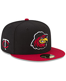 New Era Rochester Red Wings MiLB x MLB 59FIFTY FITTED Cap
