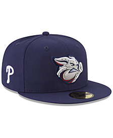 New Era Lehigh Valley IronPigs MiLB x MLB 59FIFTY FITTED Cap