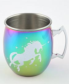Thirstystone Unicorn Rainbow Moscow Mule Mug