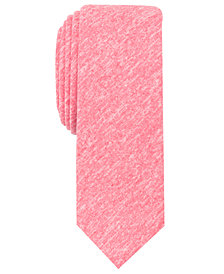 Penguin Men's Evans Solid Skinny Tie