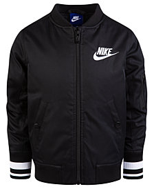 Nike Little Boys Varsity Bomber Jacket
