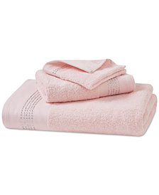 LAST ACT! Urban Habitat Cotton Rhinestone Border Bath Towel, Created for Macy's