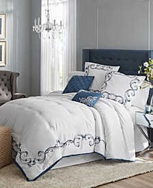 Hotel Style 5 Piece Vivien Bedding Set - King