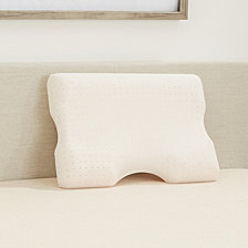 Sleep Studio CopperFresh Advanced Contour Antimicrobial Cooling Pillow