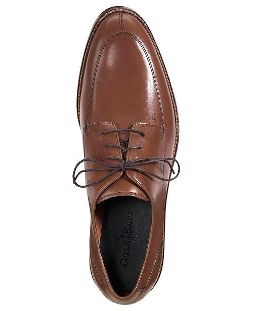 b5afd3e8bbb0 Cole Haan Lenox Hill Split Toe Oxfords   Reviews - All Men s Shoes ...
