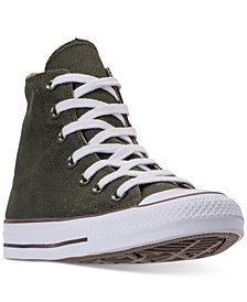 Converse Women's Chuck Taylor All Star Seasonal High Top Casual Sneakers from Finish Line