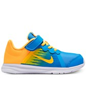 Nike Little Boys  Downshifter 8 Fade Running Sneakers from Finish Line d7e7d56f589