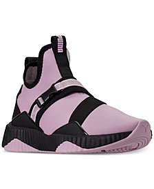 Puma Women's Defy Mid Casual Sneakers from Finish Line