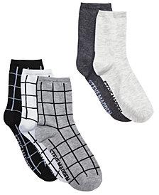 Steve Madden Fashion Crew Socks 5pk