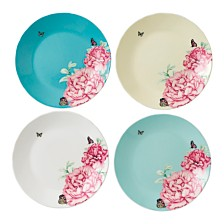 Miranda Kerr for Royal Albert   Everyday Friendship Accent Plate Set of 4