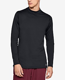 Under Armour Men's Fitted Mock-Neck Shirt