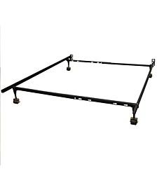 Hercules Standard Adjustable Metal Bed Frame