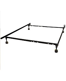 Sleep Trends Hercules Standard Adjustable Metal Bed Frame