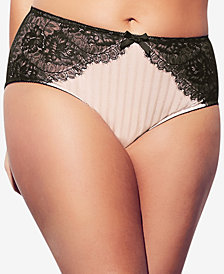 City Chic Trendy Plus Size Esther Shorty Brief