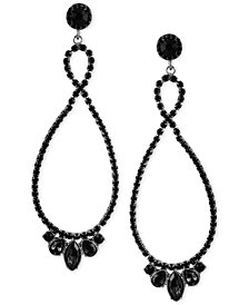 Black Earrings Shop For And Buy Black Earrings Online Macy S