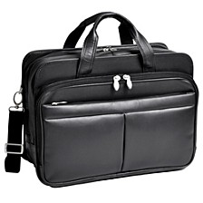 "Walton 17"" Laptop Briefcase with Removable Sleeve"