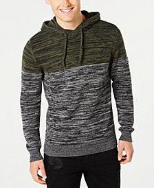 American Rag Men's Heathered Hoodie, Created for Macy's