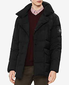 Calvin Klein Men's Down Puffer Coat