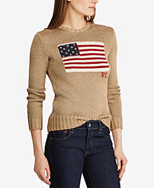 Polo Ralph Lauren Graphic Sweater