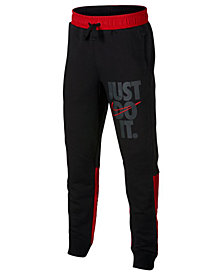 Nike Big Boys Just Do It Jogger Pants