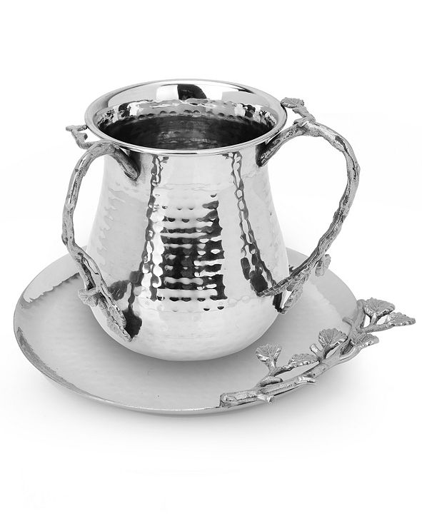 Classic Touch Tervy Jeweled Wash Cup