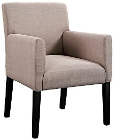 Modway Chloe Upholstered Fabric Armchair