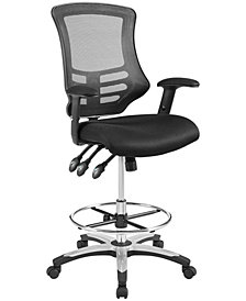 Modway Calibrate Mesh Drafting Chair