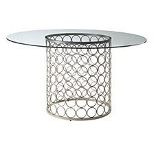 "Dianna 48"" Round Table, Quick Ship"