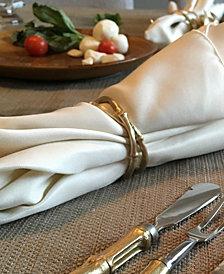 Michael Michaud Bamboo Napkin Rings