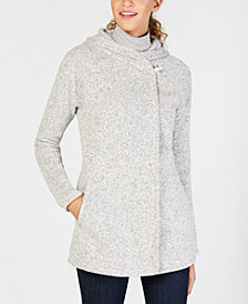 The North Face Crescent Fleece Hooded Wrap