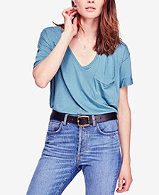 Free People Ronnie Oversized T-Shirt
