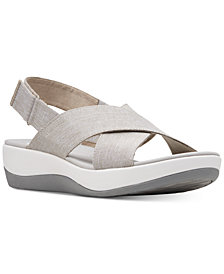 Clarks Women's Arla Kaydin Cloudsteppers Sandals