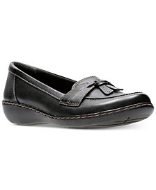 Clarks Women's Ashland Bubble Flats