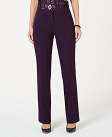 Nine West Stretch Trouser Pants