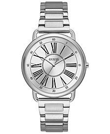 GUESS Women's Stainless Steel Bracelet Watch 41mm