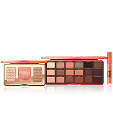 Too Faced 3-Pc. Peaches & Dreams Makeup Set, A $110 Value!