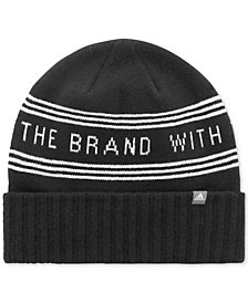 adidas Men's Logo Graphic Beanie
