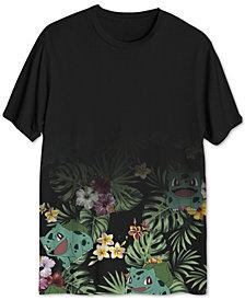 Pokemon Bulbasaur Men's Graphic T-Shirt