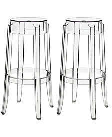 Modway Casper Bar Stool Set of 2