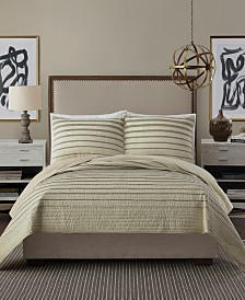 Ayesha Curry Variegated Stripe Bedding Collection