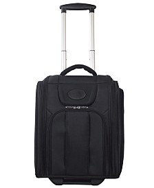 """Mojo Licensing 22"""" Carry-On Hardcase Spinner Luggage"""