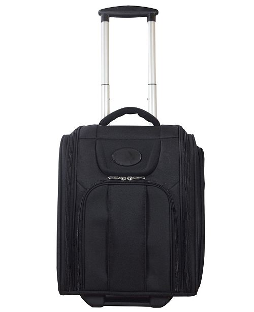 "Mojo Licensing 22"" Carry-On Spinner Luggage"