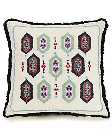 "Vera Bradley Romantic 18"" Paisley Pillow"