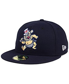 Scranton Wilkes-Barre RailRiders AC 59FIFTY FITTED Cap